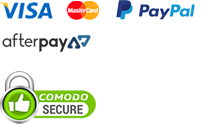 Payment Options with Comodo SSL Security