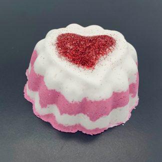 Heart Bath Bomb