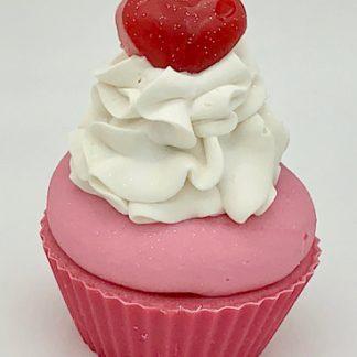 Love Spell Cupcake Soap