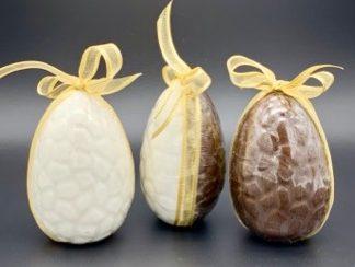 2 Tone Egg Soap