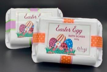 Easter Egg Carton
