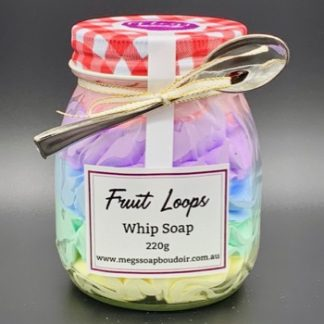 Fruit Loops Whip Soap