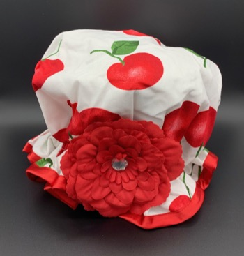 Cherry Shower Hat