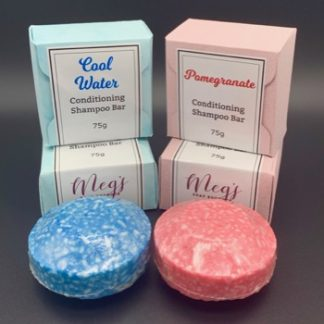Cool Water Shampoo Bar