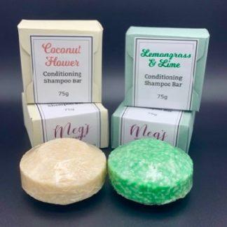 Coconut Flower Shampoo Bar