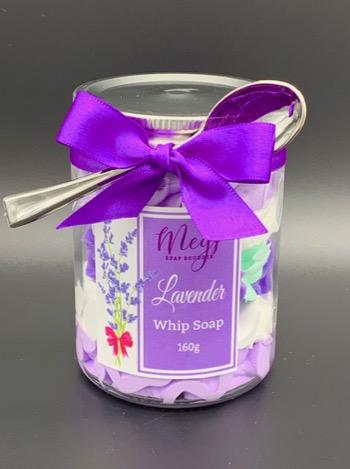 Lavender Whip Soap