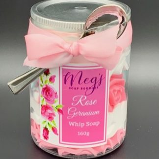 Rose Whip Soap