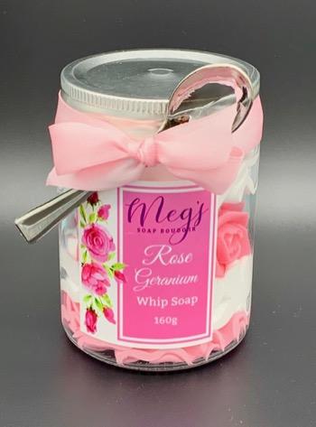 Rose Whip Soap