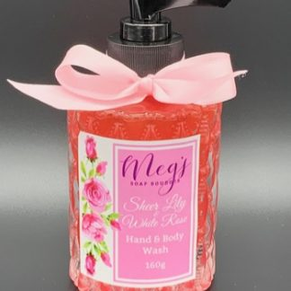 Sheer Lily & Rose Hand Wash