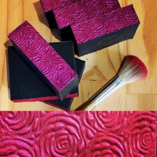 Black Rose Goats Milk Soap