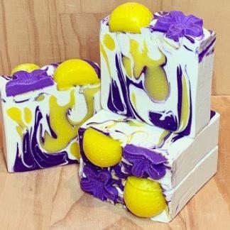 Lavender Verbena Loaf Soap