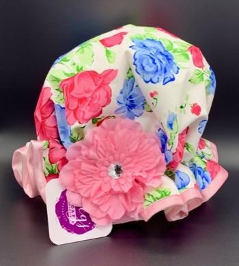 Blue Bird Shower Hat 1