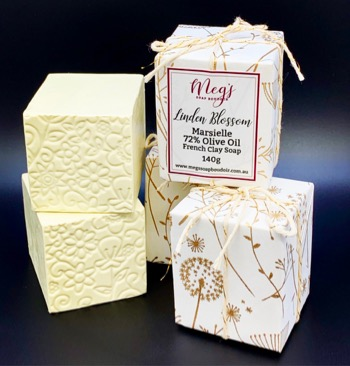 Linden Blossom French Clay Soap