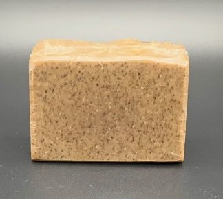 Vanilla Hazelnut coffee soap
