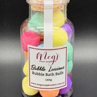 Bubble Bath Balls