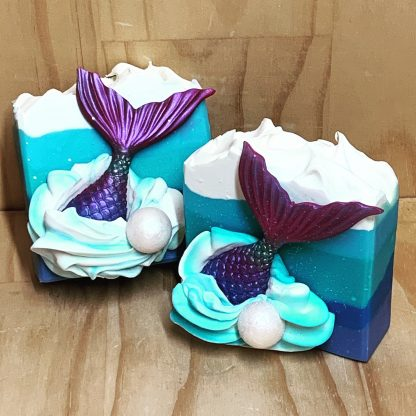 Crystal Waters Soap Loaf