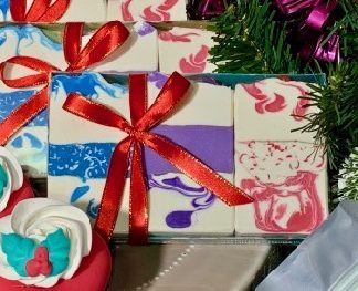 Christmas Soap Gift Pack